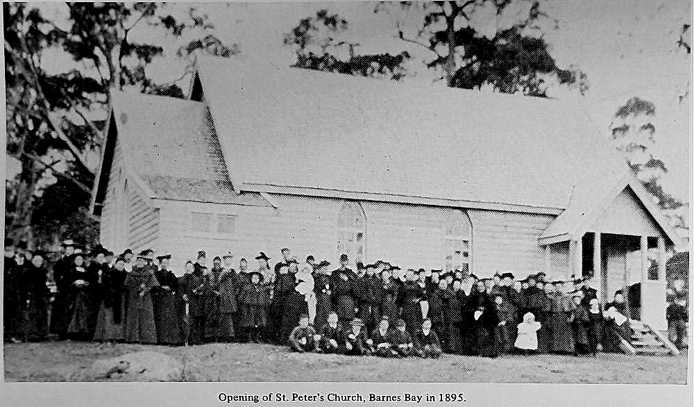 St Peters 1895